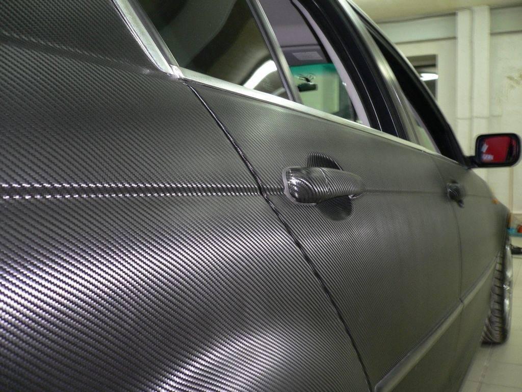 карбоновая пленка фото машин можете