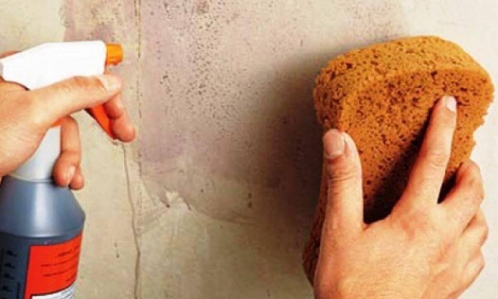 Способы удаления акриловой краски