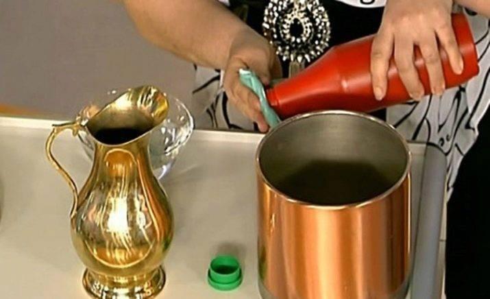 Топ 27 средств и методов, как почистить медь в домашних условиях