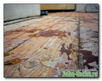 Эффективные и простые методы снятия старой краски с дерева