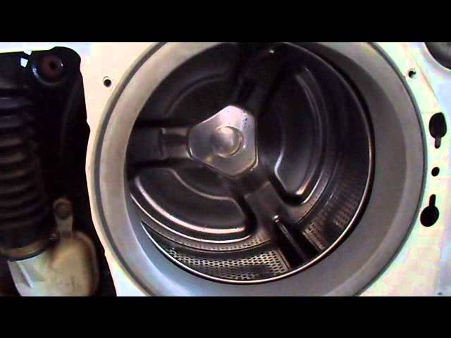 Прыгает стиральная машина: решение проблемы