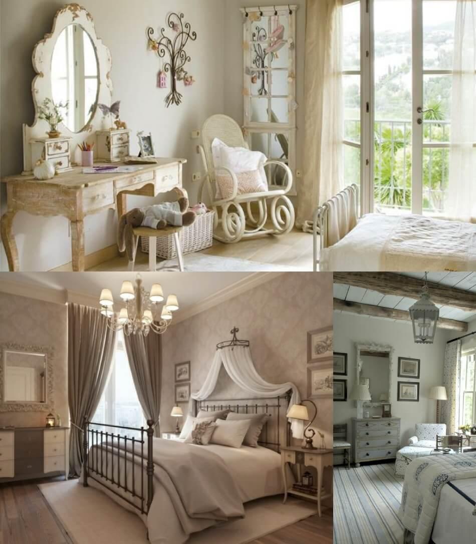Спальня в стиле прованс: особенности, реальные фото, идеи дизайна