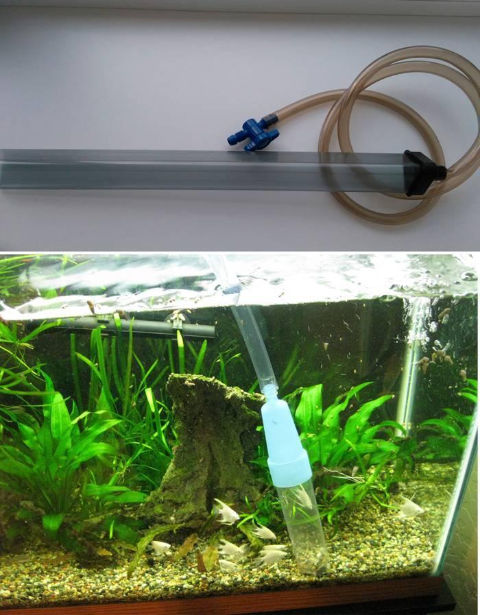 Сифон для аквариума