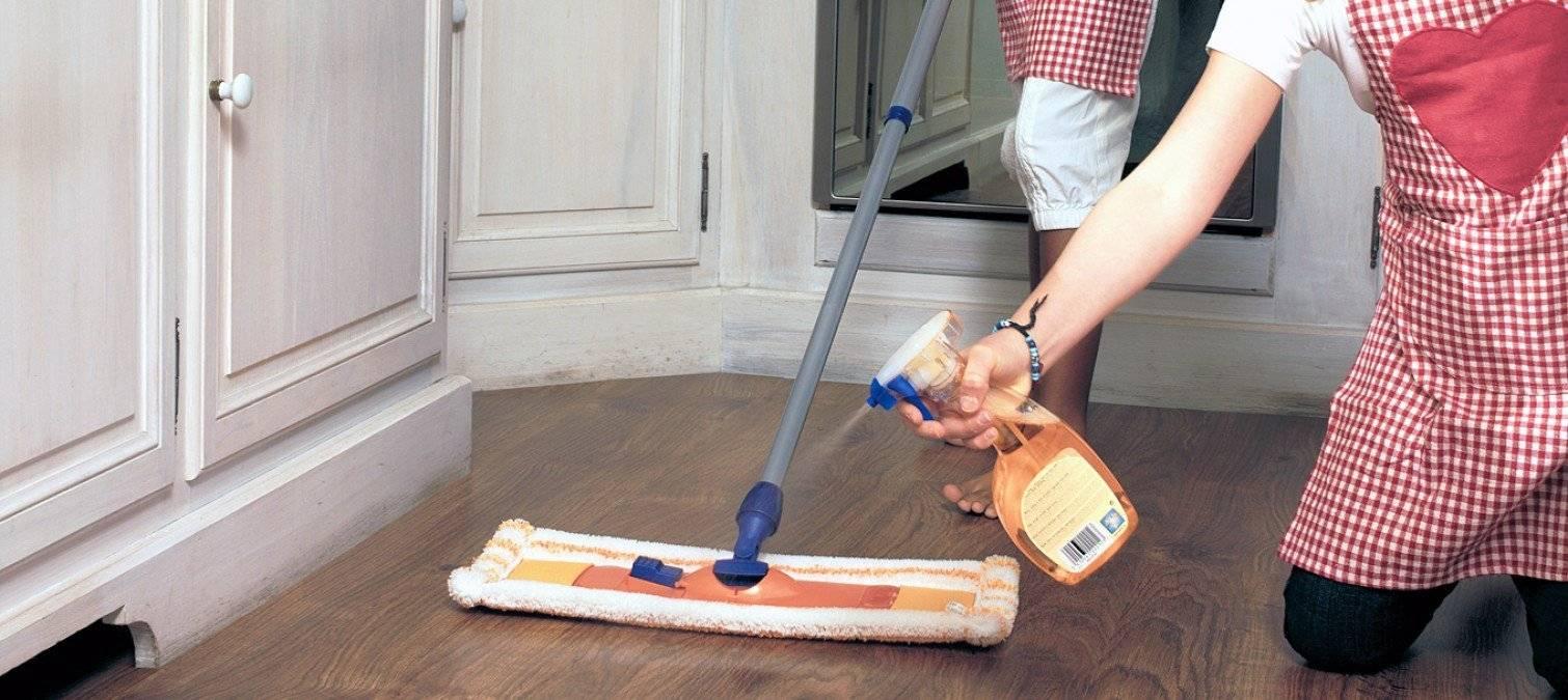 25 лучших средств, чем отмыть в домашних условиях линолеум, чтобы блестел