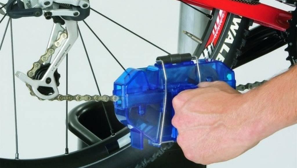 Машинка для чистки цепи велосипеда: виды, инструкция по эксплуатации, отзывы