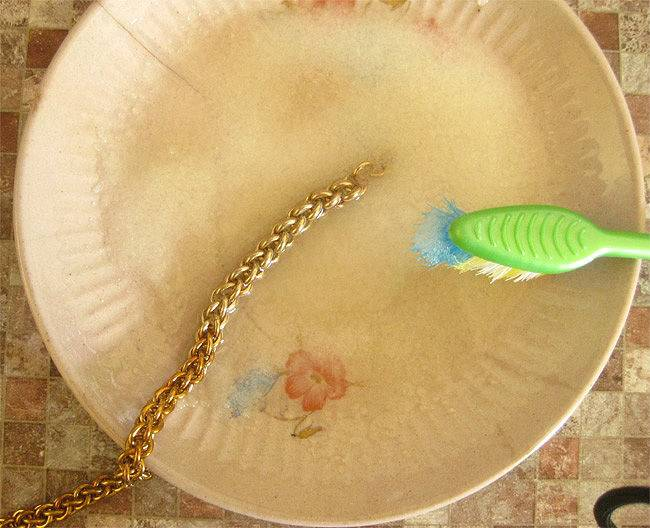 Очистка латуни в домашних условиях