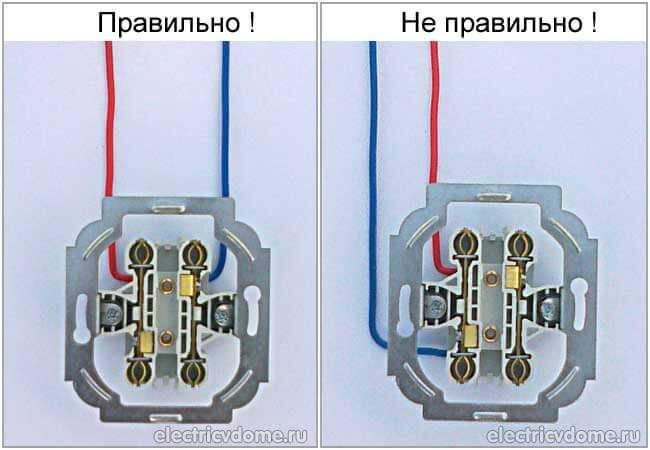 Установка розеток и выключателей, стандарты и монтаж