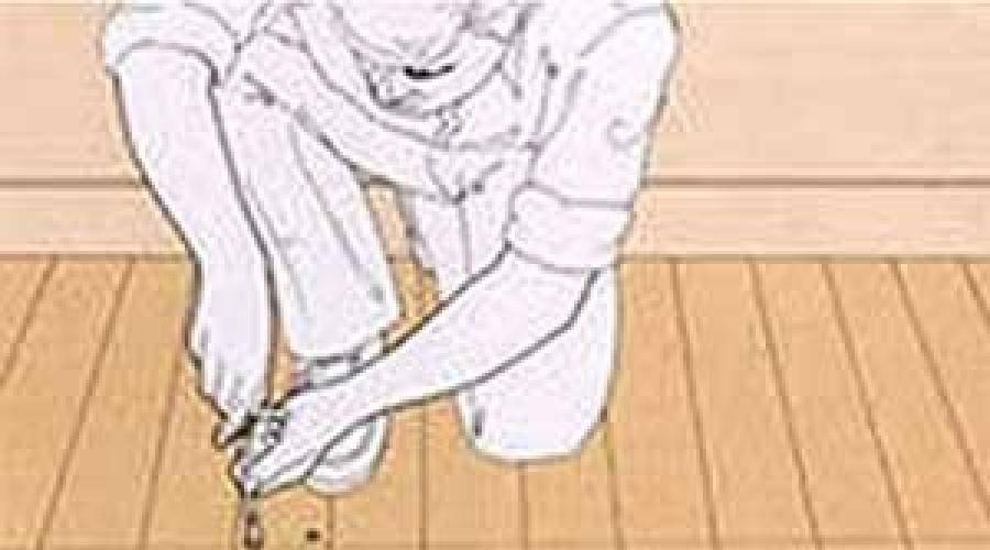 Как устранить скрип деревянного пола в квартире не разбирая пол: видео и рекомендации