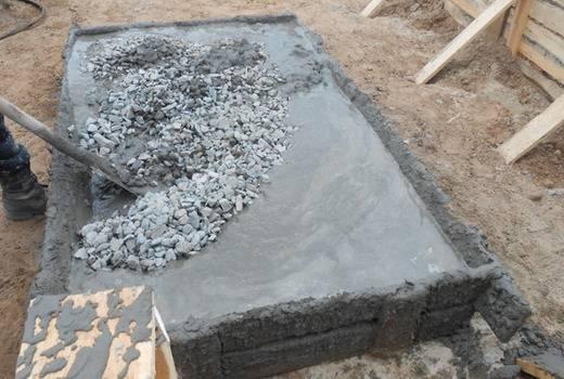 приготовление клеевого цементного раствора