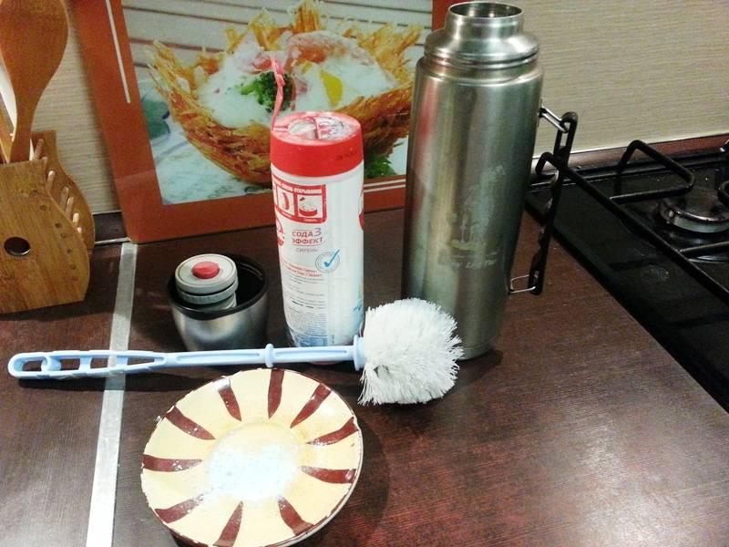 18 способов, как в домашних условиях отмыть бутыль с узким горлом