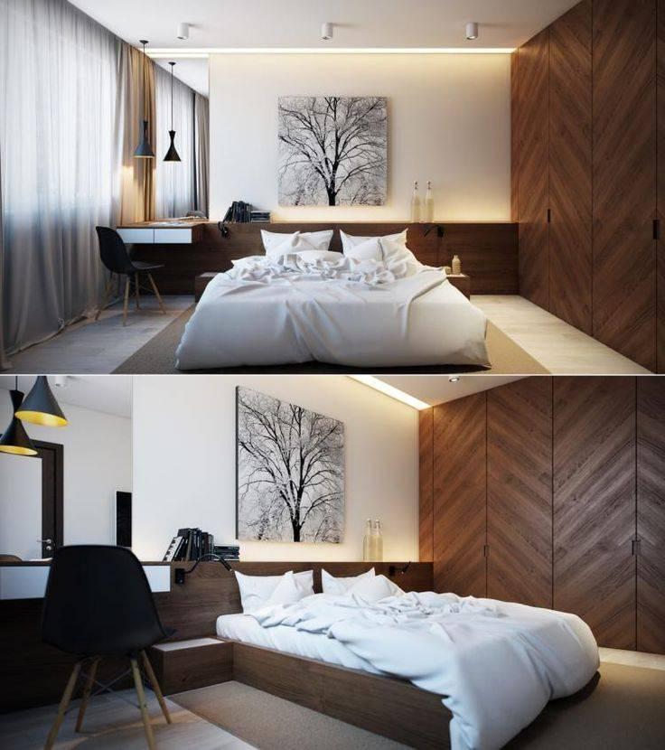 Интерьер спальни - 150 фото лучших идей по оформлению дизайна в спальне. новинки обустройства спальни 2019 года