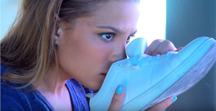 Как устранить и избавиться от запаха пота в обуви