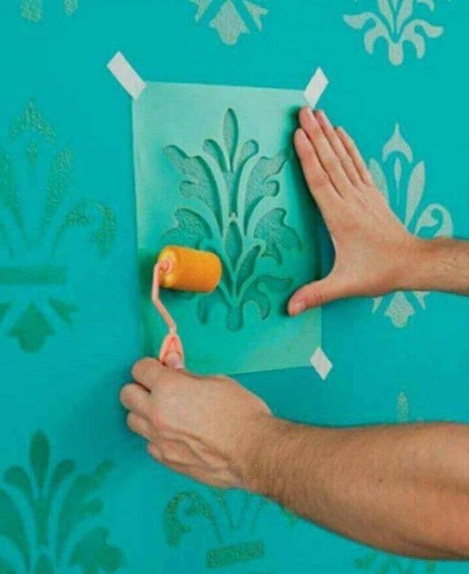 Комбинирование обоев для стен в прихожей фото вам