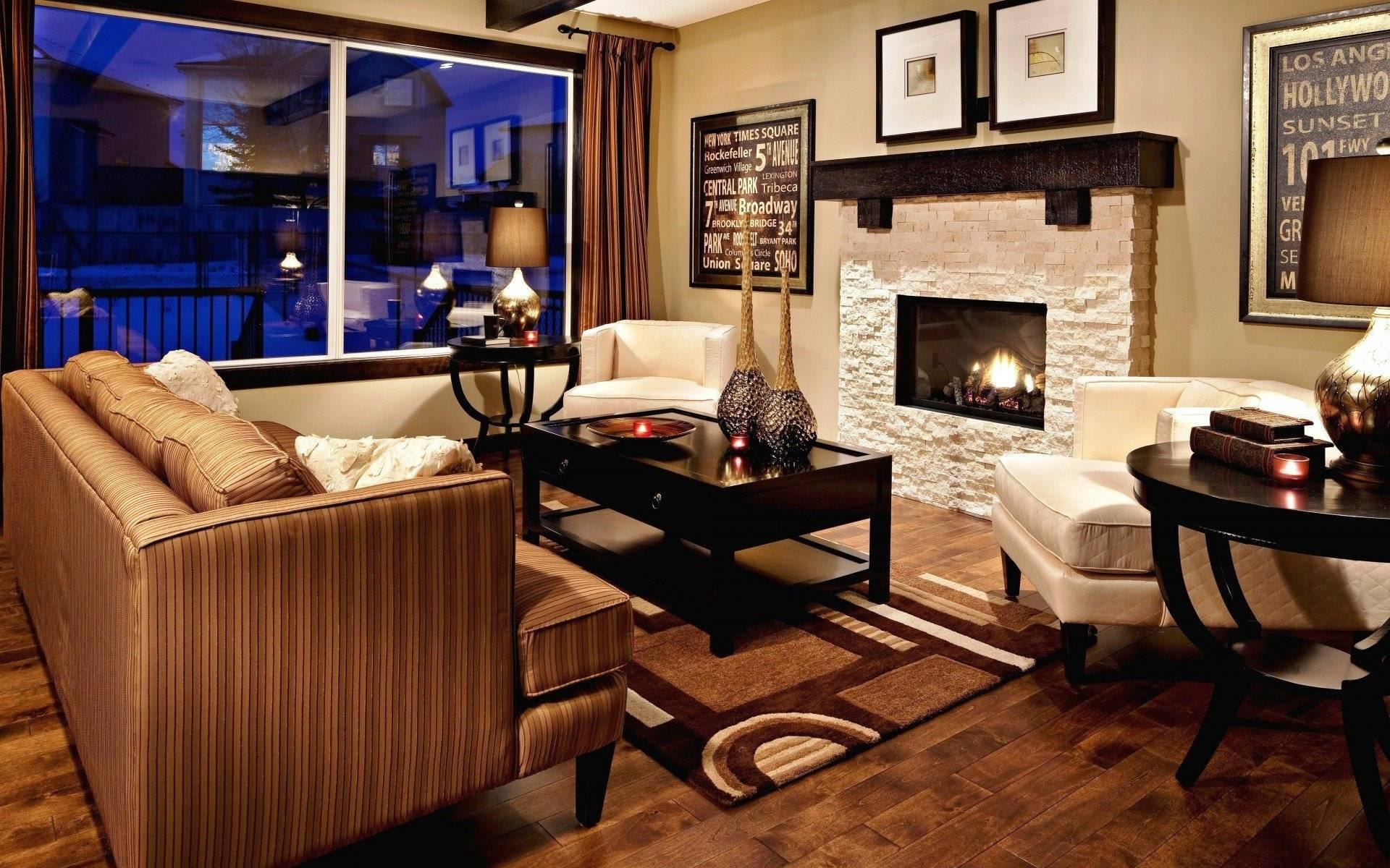Коричневый диван в интерьере: критерии выбора, идеи для дизайна
