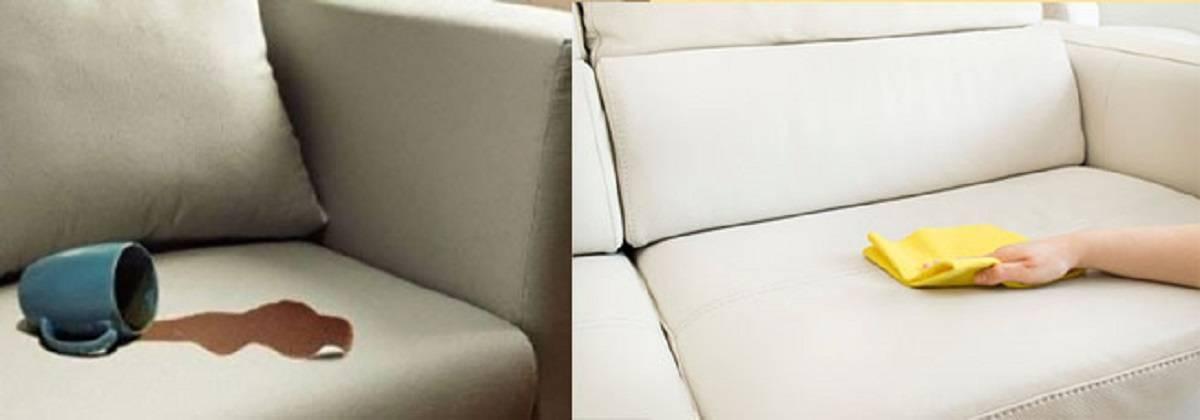 Как быстро избавится от запаха с дивана?