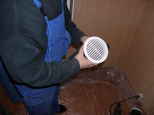 Вентиляция в квартире своими руками – обеспечение оптимальных параметров воздуха