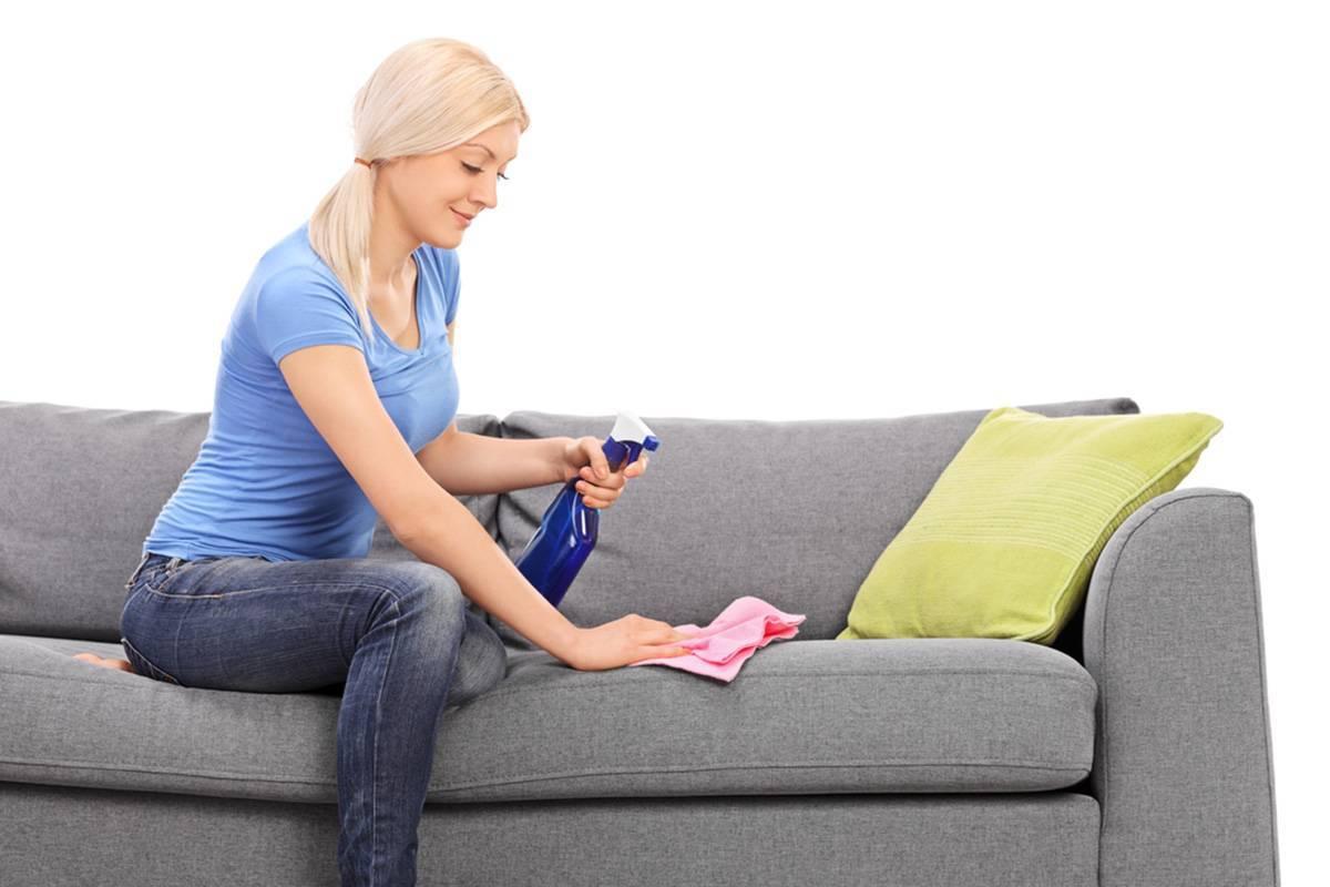Как убрать запах рвоты с одежды, ковра, белья, мебели, с пола