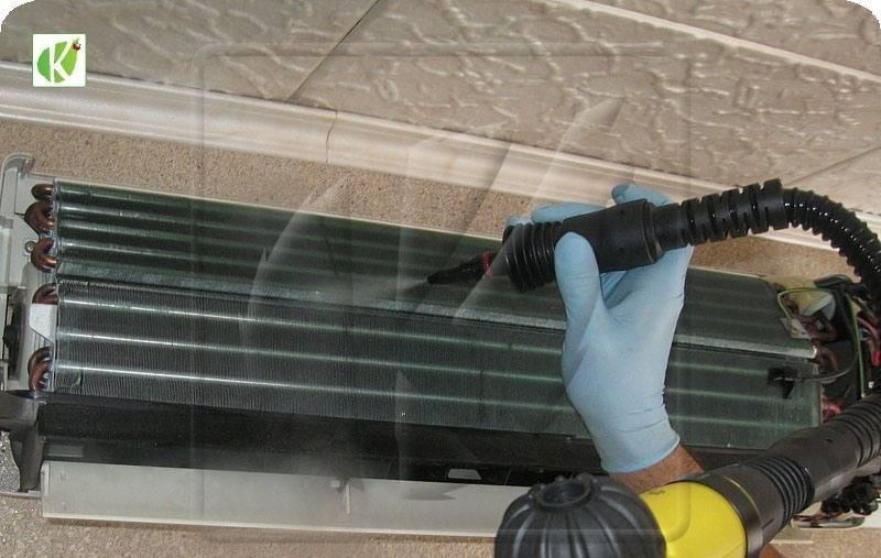 Чистим кондиционер дома своими руками: пошаговый процесс