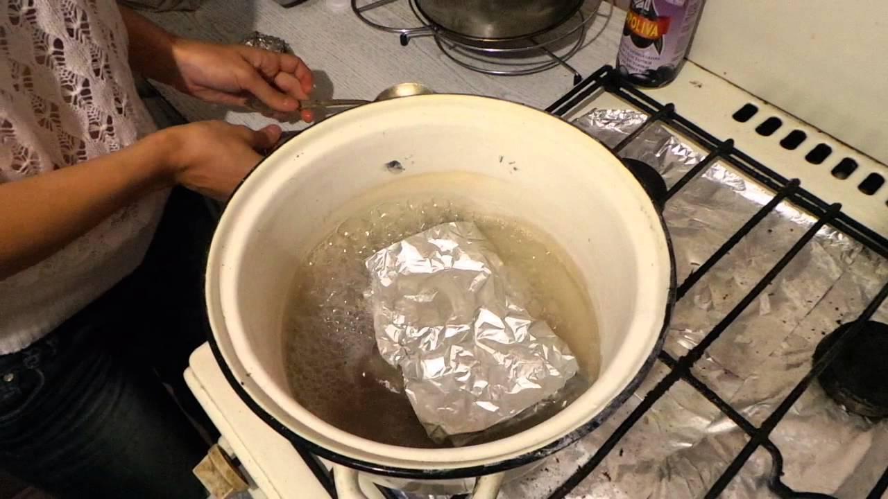 Как почистить изделия из меди от черноты в домашних условиях
