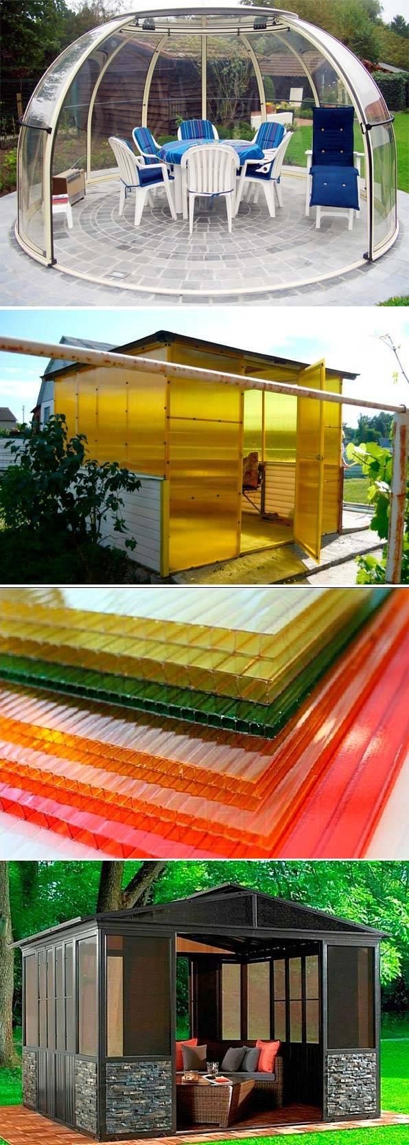 Поликорбонатовые шторы