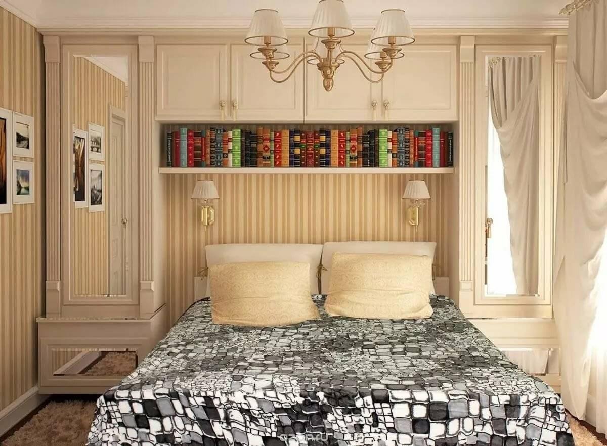 Дизайн многофункциональной спальни фото оформить