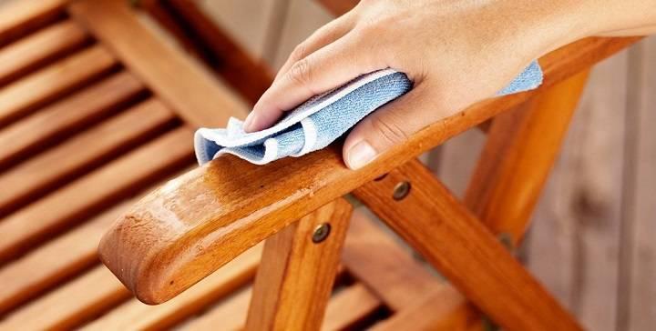 Ухаживаем за деревянной мебелью