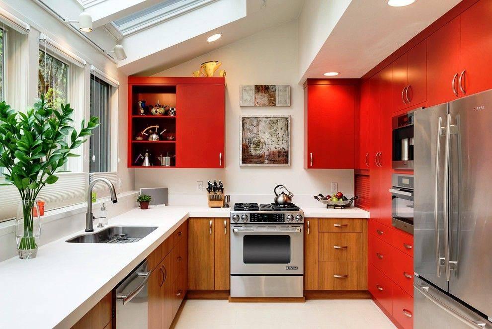 Кухня-гостиная 9 кв. м: дизайн, фото с диваном, идеи расстановки мебели