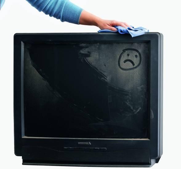 Каким средством лучше всего воспользоваться при протирании жк экрана телевизора от пыли?