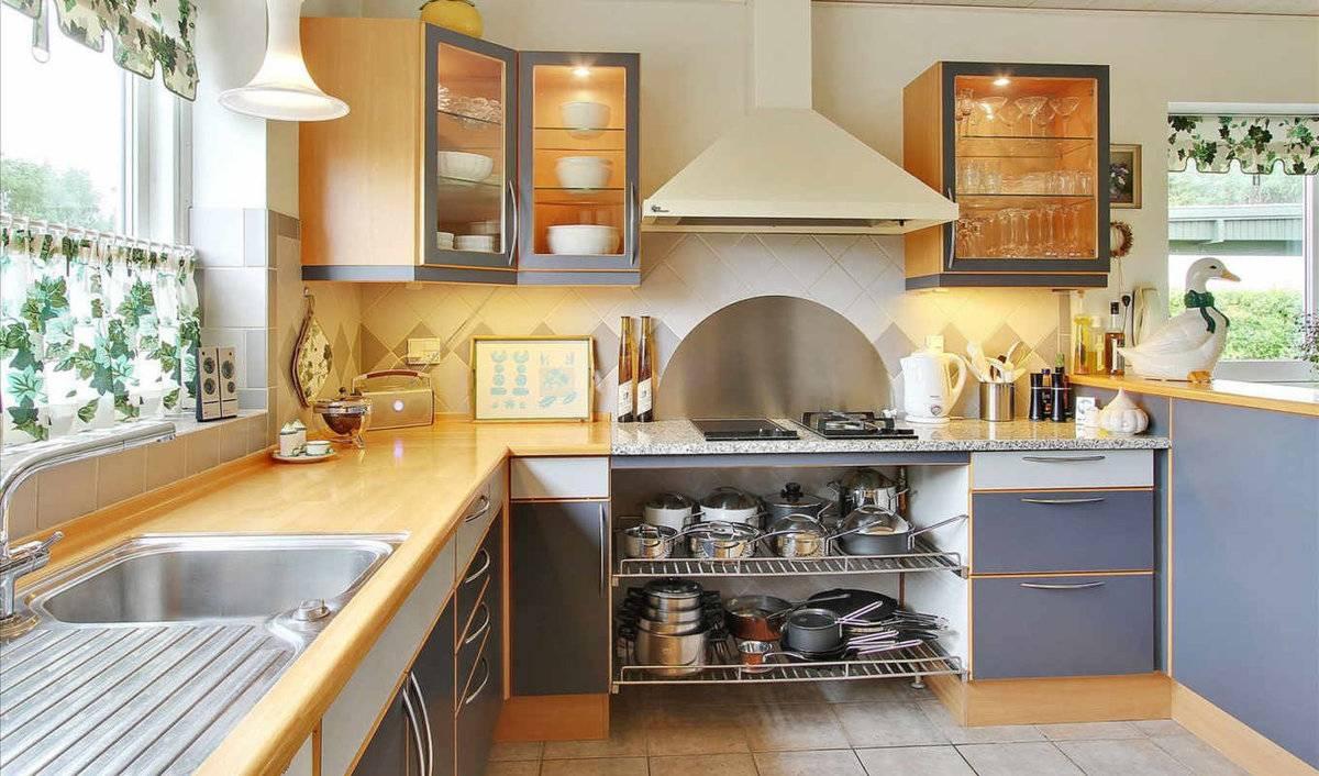 изучили снимки, дизайн удобной кухни фото делаем