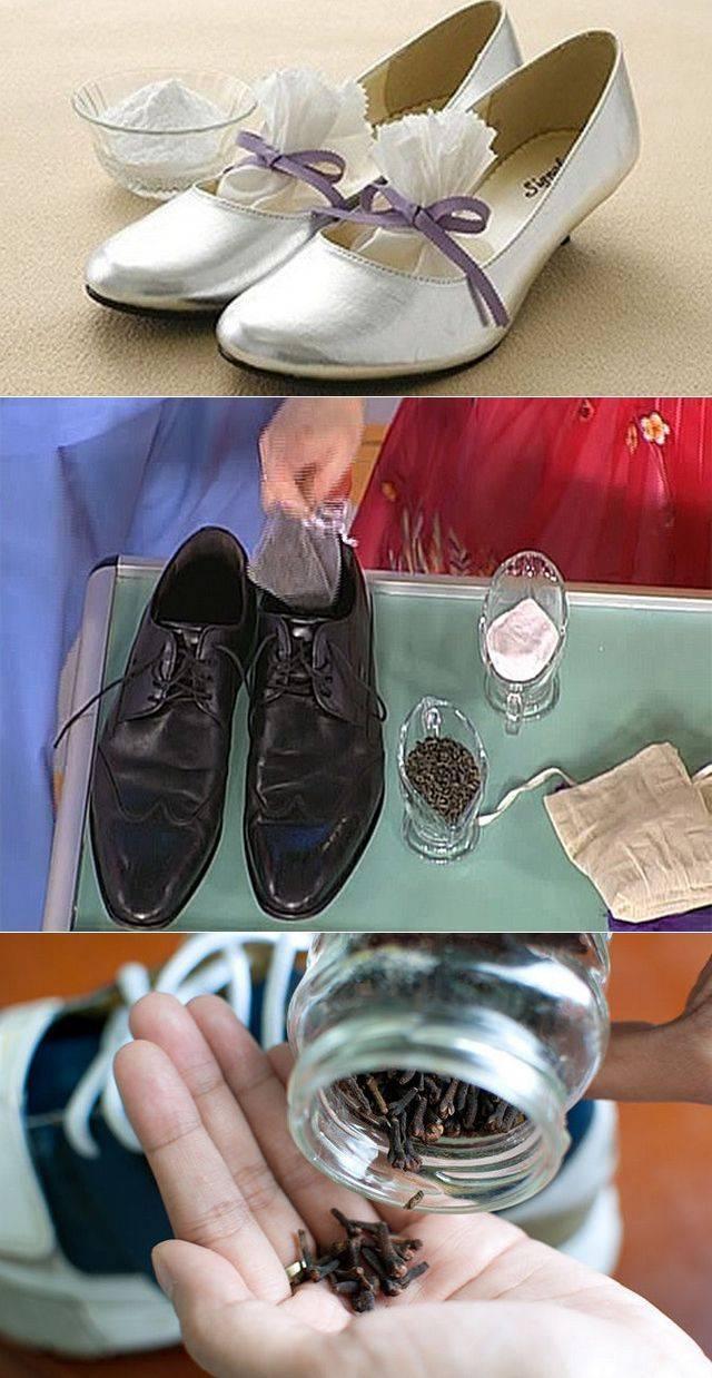 Как убрать запах из обуви? устраняем быстро и эффективно!