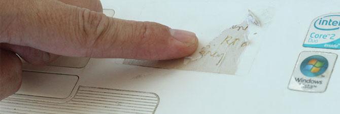 бруса как отклеить фотографию от бумаги нажатии копировать