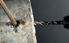 Сверла по бетону для дрели: особенности строения и применение