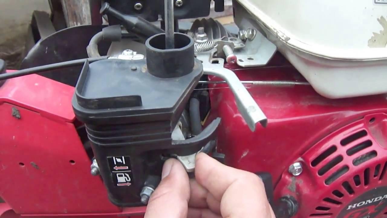 Выбираем двигатель honda для мотоблока
