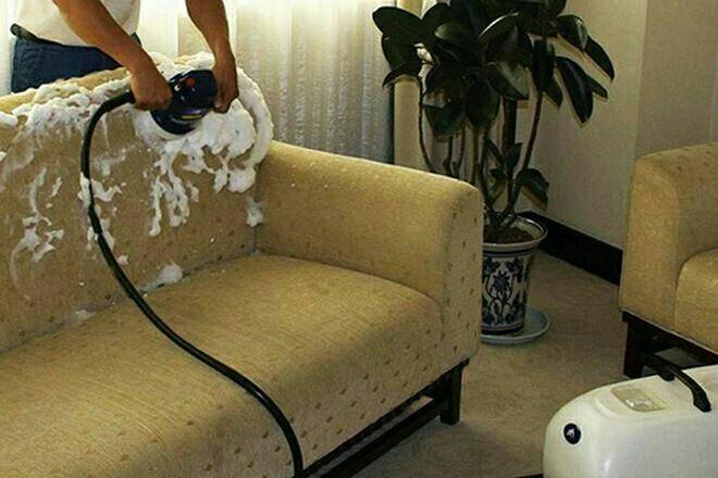 Как убрать запах рвоты с дивана