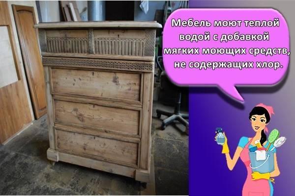 Идеи реставрации старой мебели в домашних условиях