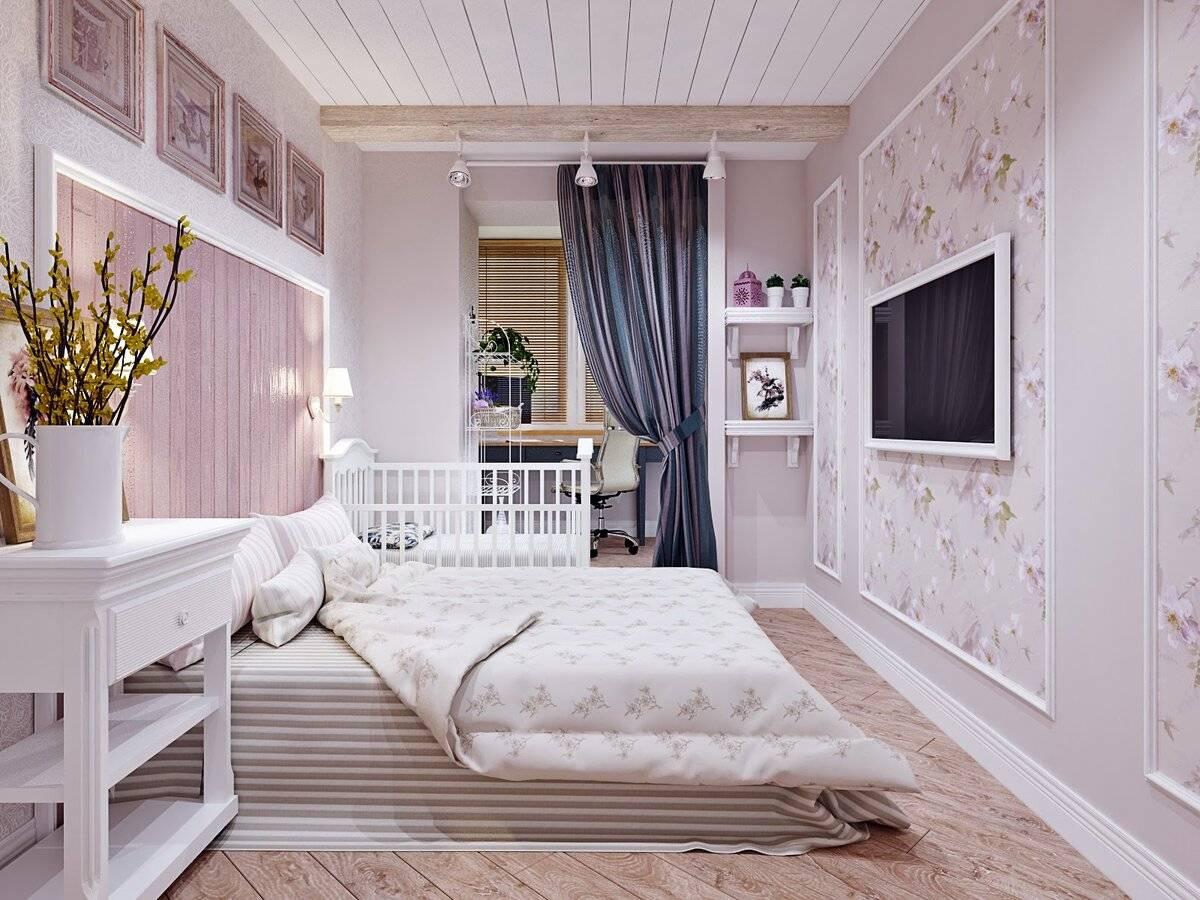 творческие ремонт спальни в стиле прованс фото узнать