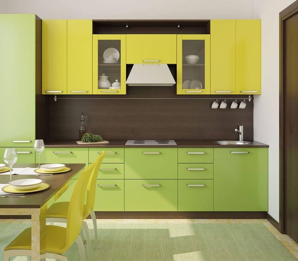 Дизайн кухни цвета венге: уникальный интерьер в натуральных тонах