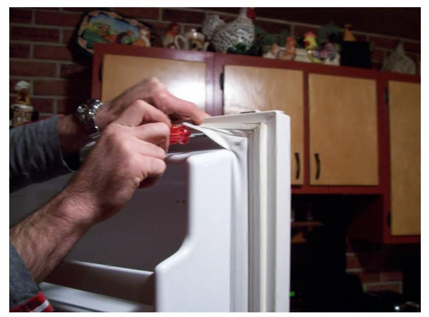 Ремонт уплотнителя холодильника своими руками: пошаговая инструкция