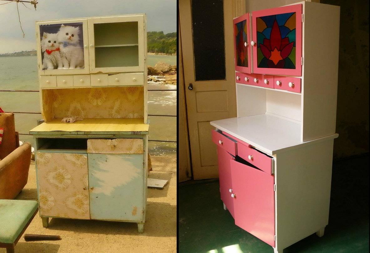 реставрация кухонной мебели своими руками картинки мне кажется, что