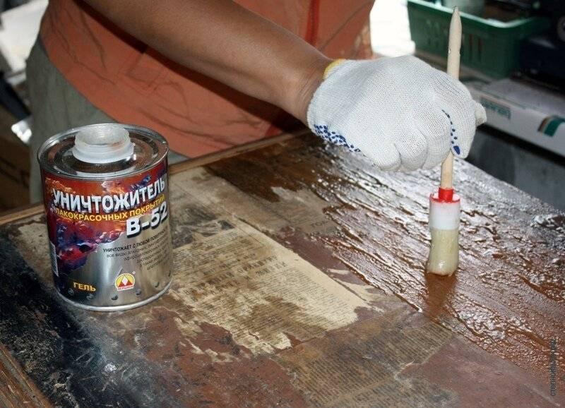 Способы и средства для удаления грунтовки с плитки
