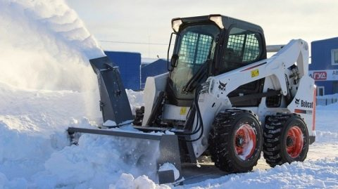 Все о шнекороторных снегоочистителях