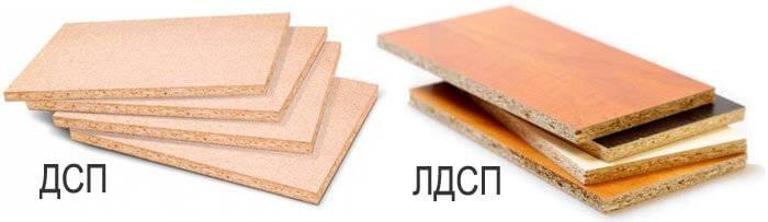 Из чего делают мебель? обзор материалов для изготовления мебели