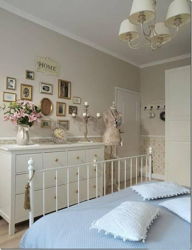Спальня в стиле прованс (21 фото): красивые интерьеры и современные идеи декора