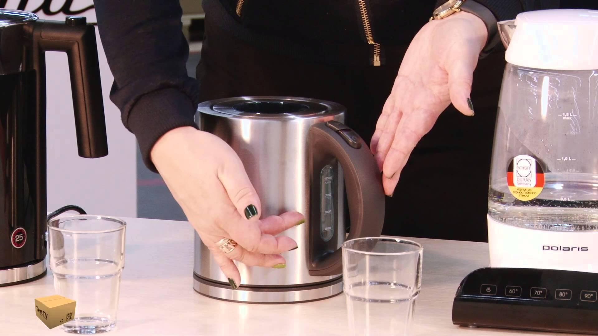Как избавиться от запаха пластмассы в электрочайнике