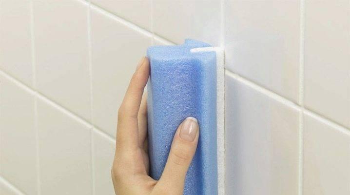 Чем почистить плитку и кафель в ванной комнате: народные средства и бытовая химия