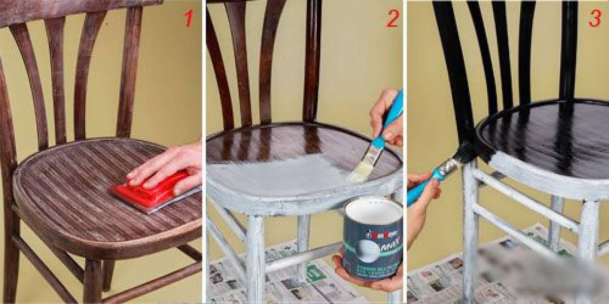 Реставрация стульев своими руками: пошаговая инструкция
