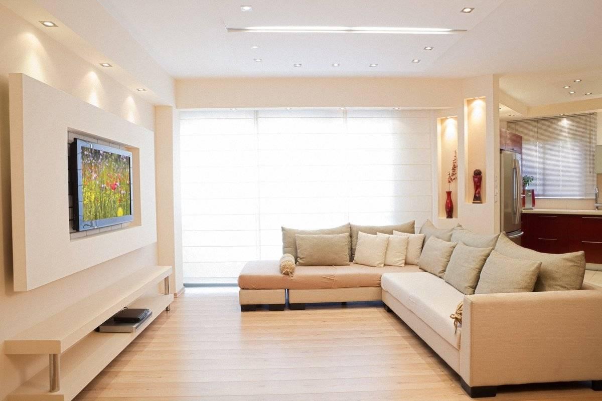 Идеи для ремонта зала в квартире фото общем