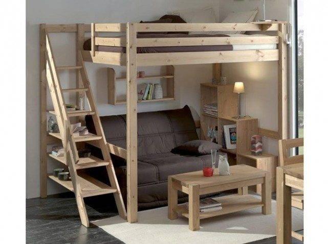 Лестница для двухъярусной кровати своими руками 45