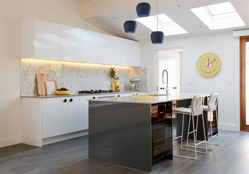 Оформляем кухню в стиле хай-тек: советы по преображению интерьера