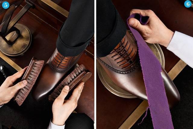 Уход за одеждой и обувью фото